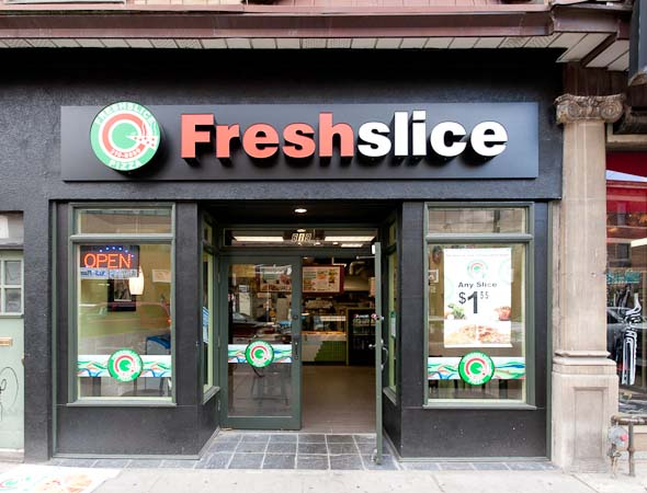 Fresh Slice Locations Richmond