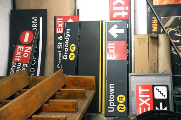 lower bay new york signs