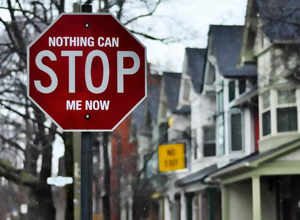 Toronto stop