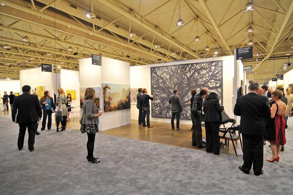 Art Toronto Fair 2012