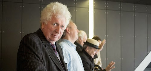 Tom Baker at the 2013 Doctor Who 50th Anniversary Celerbration