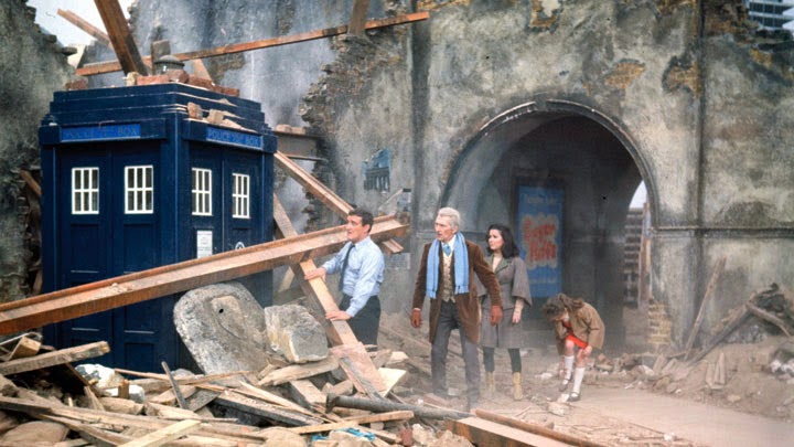 Daleks Invasion Earth :2150 A.D.