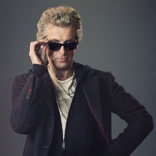 Doctor Who - TX: 19/09/2015 - Episode: n/a (No. 1) - Picture Shows: Doctor Who (PETER CAPALDI) - (C) BBC - Photographer: Simon Ridgway