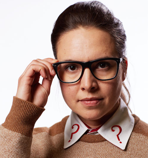 Ingrid Oliver as Osgood (c) BBC Studios Doctor Who UNIT
