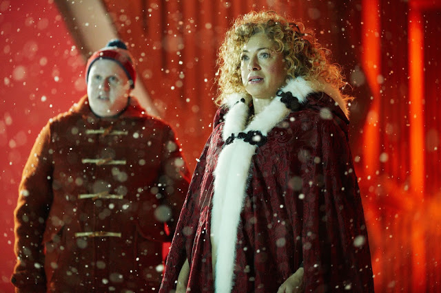 Doctor Who Christmas Specials.Doctor Who Christmas Special New Images From The Husbands