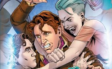 Titan Comics – Eighth Doctor #3 Cover A by Rachael Stott & Hi-Fi