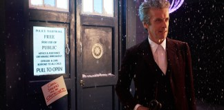 Name: Doctor Who - TX: 25/12/2015 - Episode: n/a (No. n/a) - Picture Shows: Doctor Who (PETER CAPALDI) - (C) BBC - Photographer: Simon Ridgway
