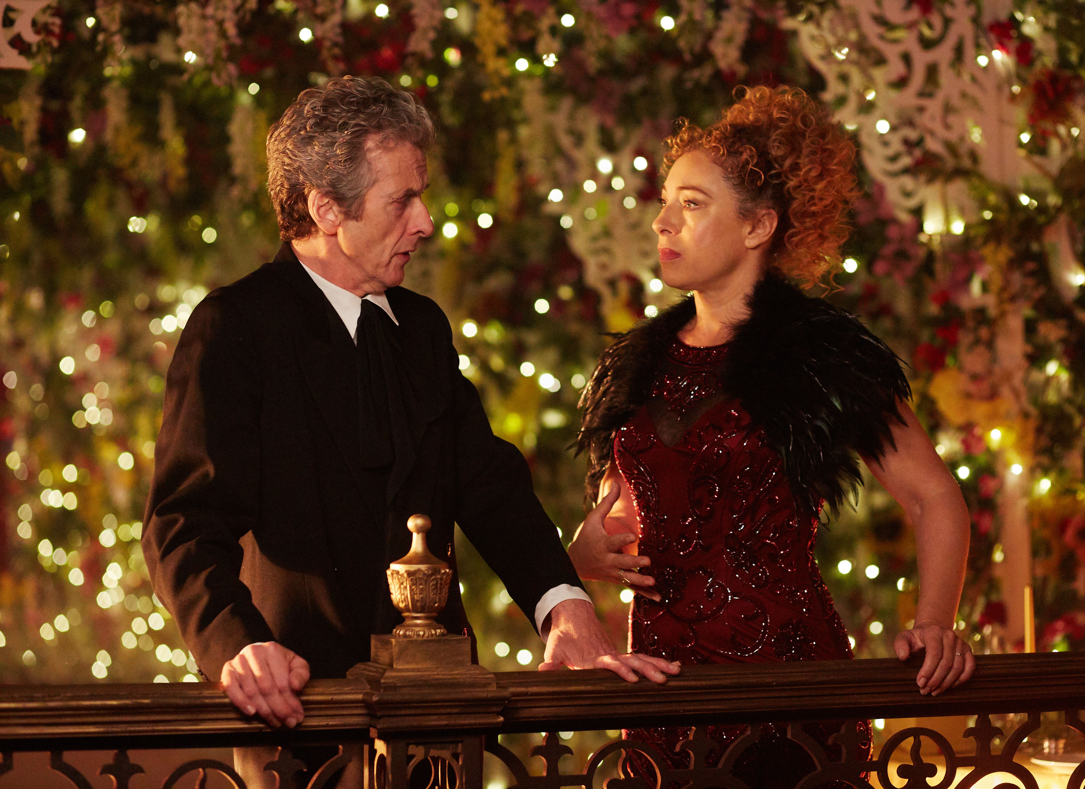 Doctor Who Christmas Special 2015.Doctor Who Christmas Special The Husbands Of River Song
