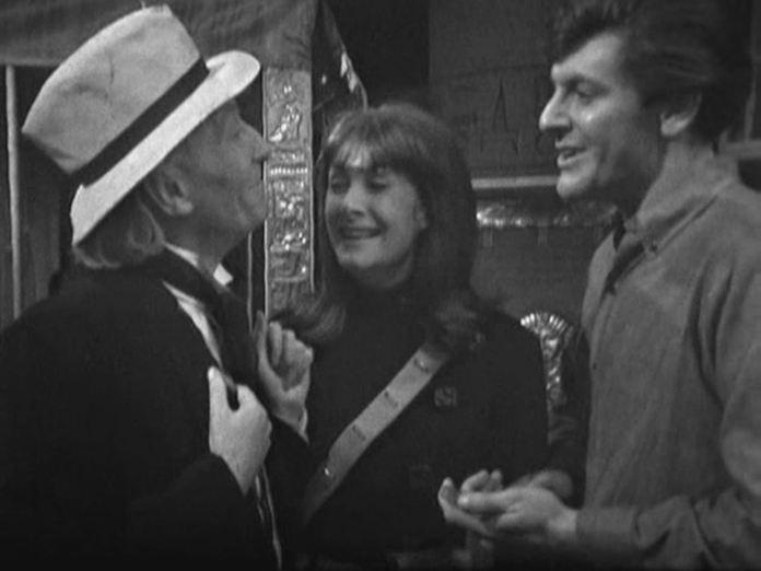 The Daleks' Master Plan - The Destruction of Time (c) BBC Studios