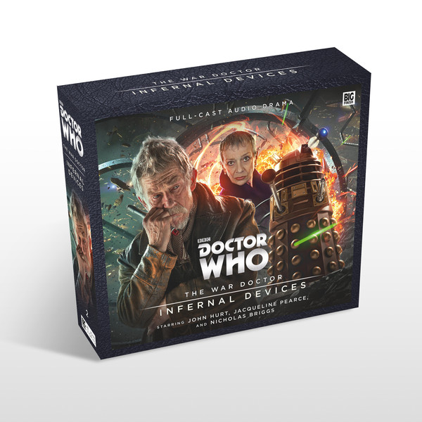 THE WAR DOCTOR VOLUME 02: INFERNAL DEVICES - BIG FINISH