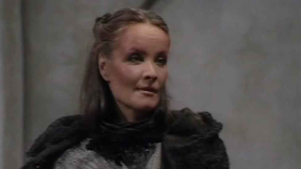Kate O'Mara - Doctor Who - The Mark of the Rani