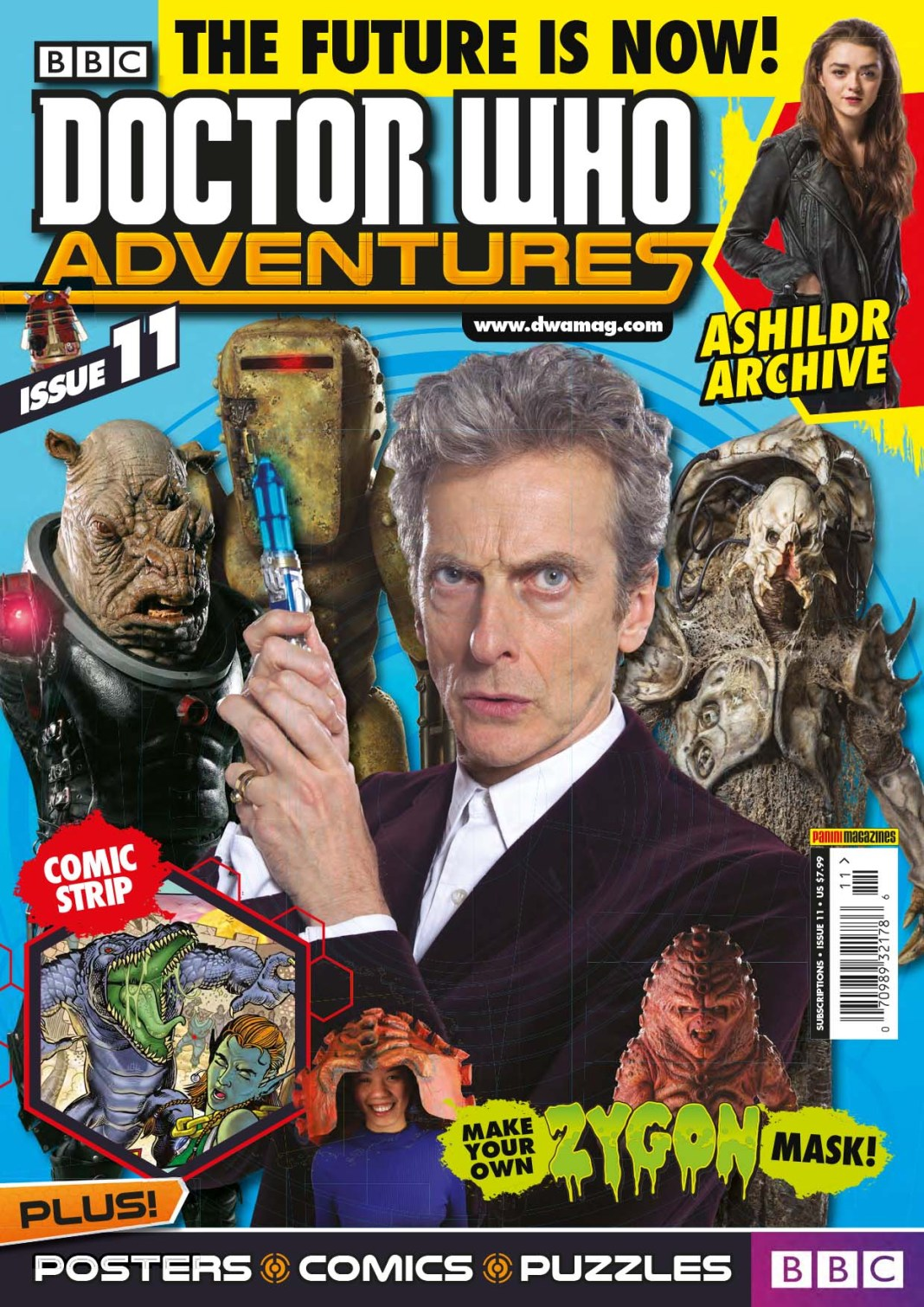 Doctor Who Adventures Issue #11