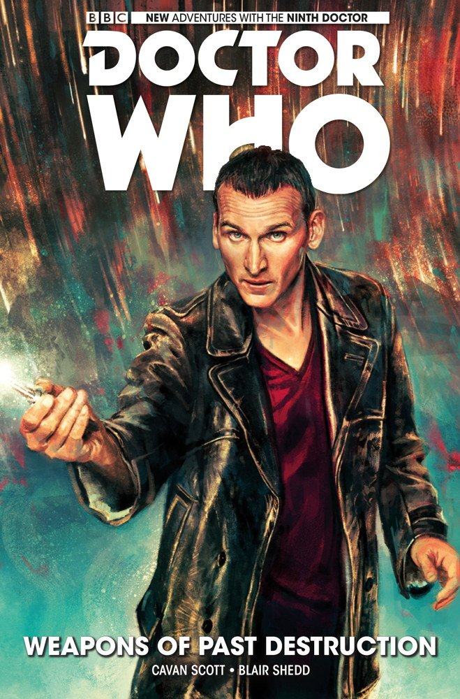 DOCTOR WHO THE NINTH DOCTOR VOL. 1: WEAPONS OF PAST DESTRUCTION (c) TITAN COMICS