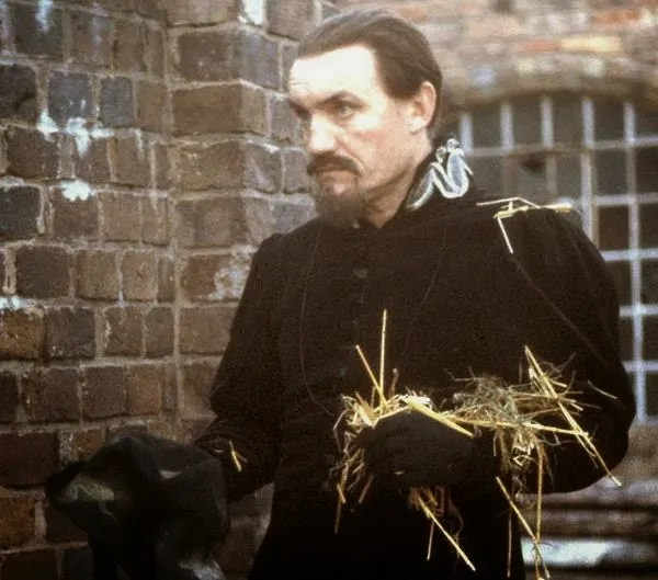 The Master (Anthony Ainley) - Doctor Who - The Mark of Rani