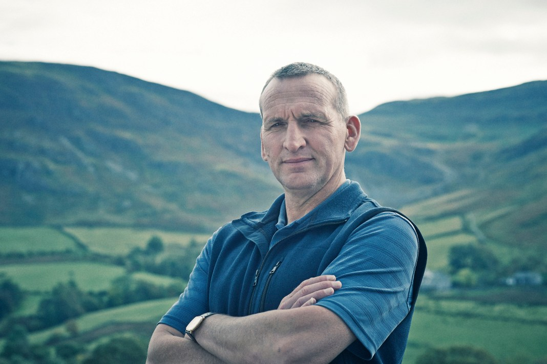 The A Word - Maurice Scott (CHRISTOPHER ECCLESTON) - (C) Fifty Fathoms - Photographer: Rory Mulvey