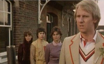 Doctor Who - Earthshock (c) BBC