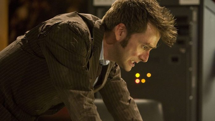Tenth Doctor (David Tennant) - Doctor Who - The End of Time Part 2 (c) BBC