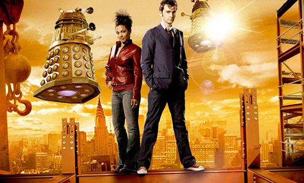 Daleks Take Manhattan (c) BBC