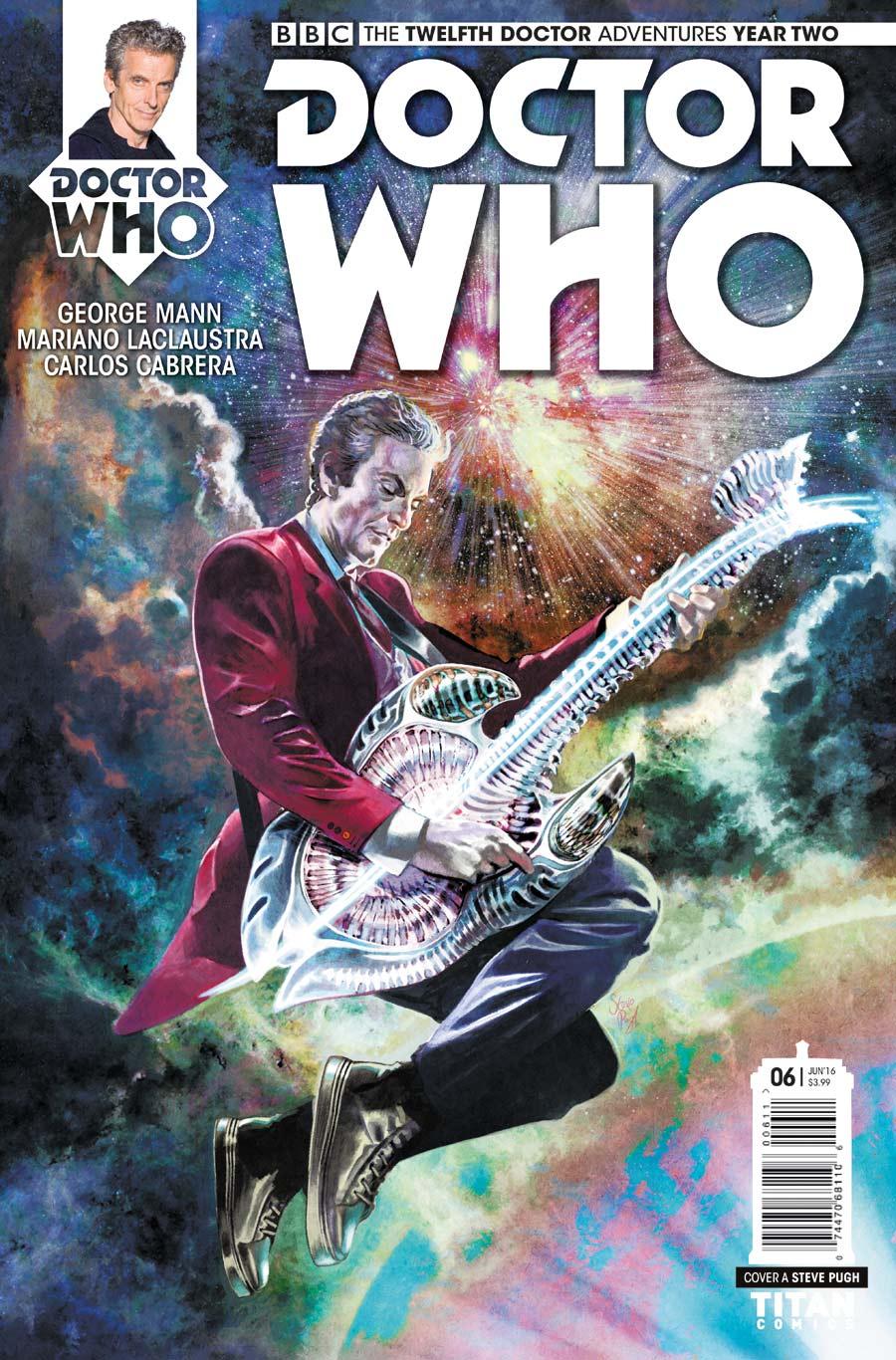 TITAN COMICS TWELFTH DOCTOR #2.6 - COVER A