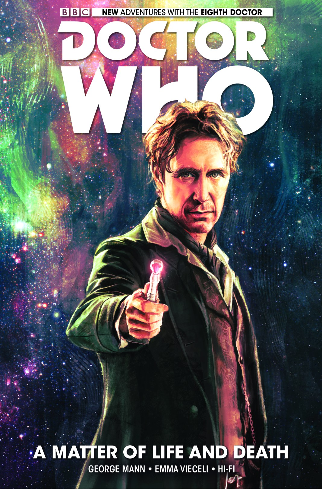 Titan Comics - Eighth Doctor Vol 1: A Matter of Life and Death