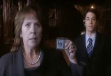 Harriet Jones (Penelope Wilton) - Doctor Who - The Christmas Invasion (c) BBC