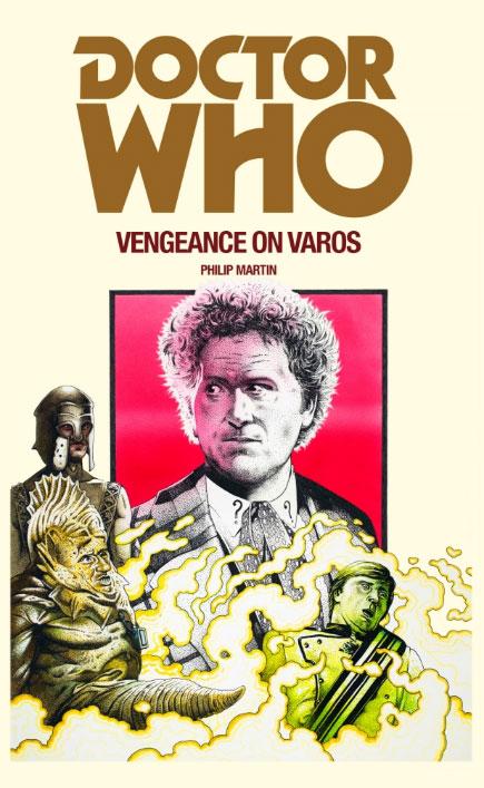 Target Books - Doctor Who - Vengeance on Varos