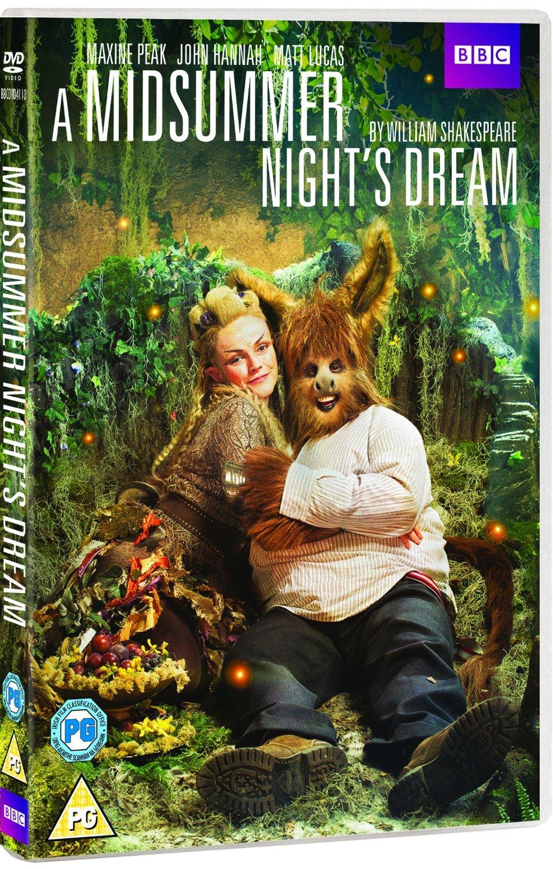 A Midsummer Night's Dream DVD Cover