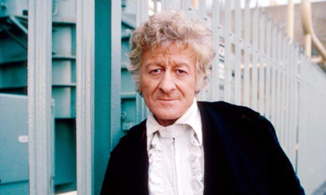 Third Doctor - Jon Pertwee