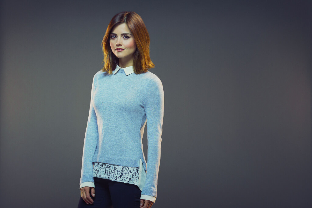 Doctor Who - S9 - Clara Oswald (JENNA COLEMAN) - (C) BBC - Photographer: David Venni