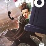 DOCTOR WHO THE ELEVENTH DOCTOR YEAR THREE #3 COVER A BY CLAUDIA IANNICIELLO