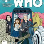 TWELFTH DOCTOR YEAR TWO #15 COVER C BY MARC ELLERBY LINKED VARIANT