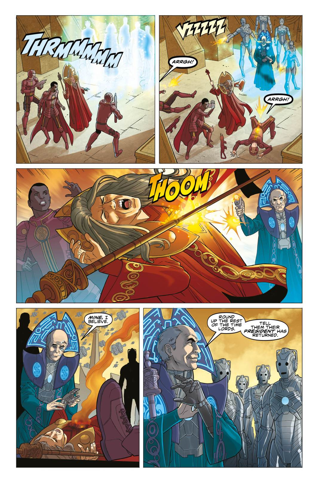 SUPREMACY OF THE CYBERMEN #3 PREVIEW 2
