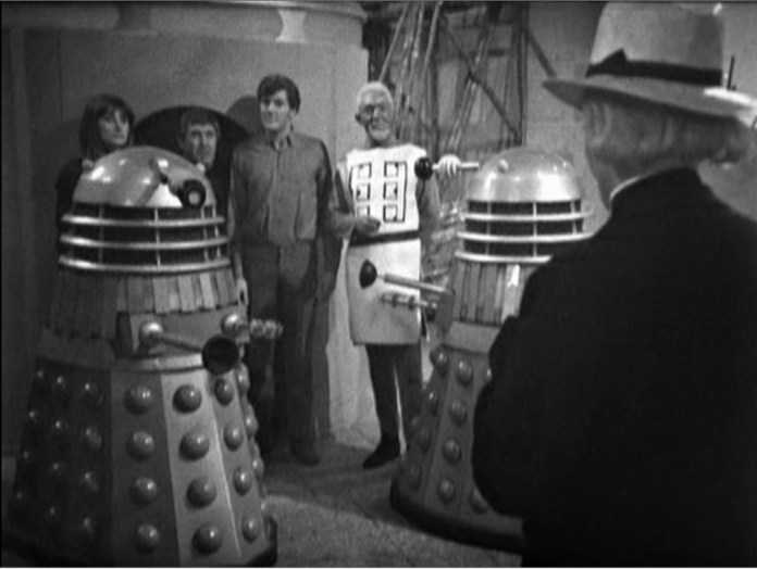 Doctor Who - The Daleks' Master Plan: Escape Switch