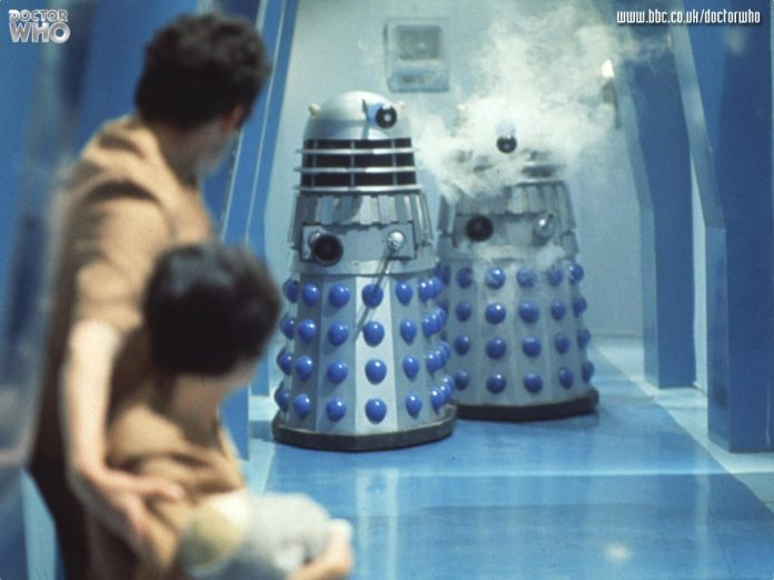 Doctor Who - Power of the Daleks (c) BBC