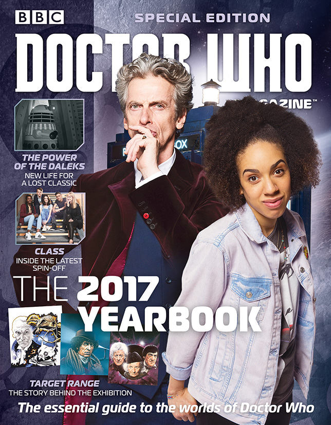 BBC Doctor Who - Yearbook 2017