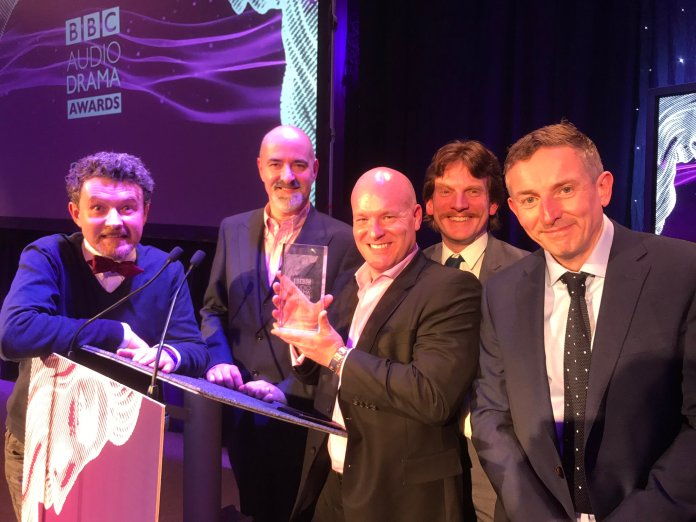 Big Finish - Winners at 2017 Audio Awards
