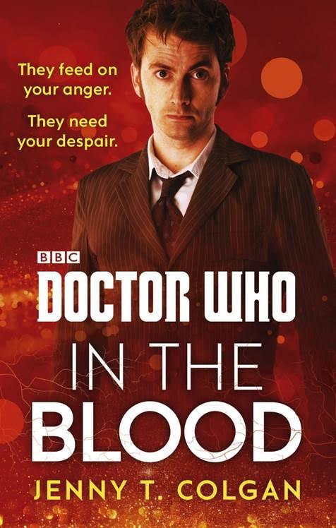 Doctor Who - In the Blood by Jenny T. Colgan (c) BBC Books