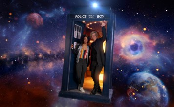 Doctor Who S10 -Picture Shows: Bill (PEARL MACKIE), The Doctor (PETER CAPALDI) - (C) BBC - Photographer: Des Willie