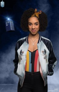 Doctor Who Series 10 Character Image - Bill Potts (Pearl Mackie) (c) BBC