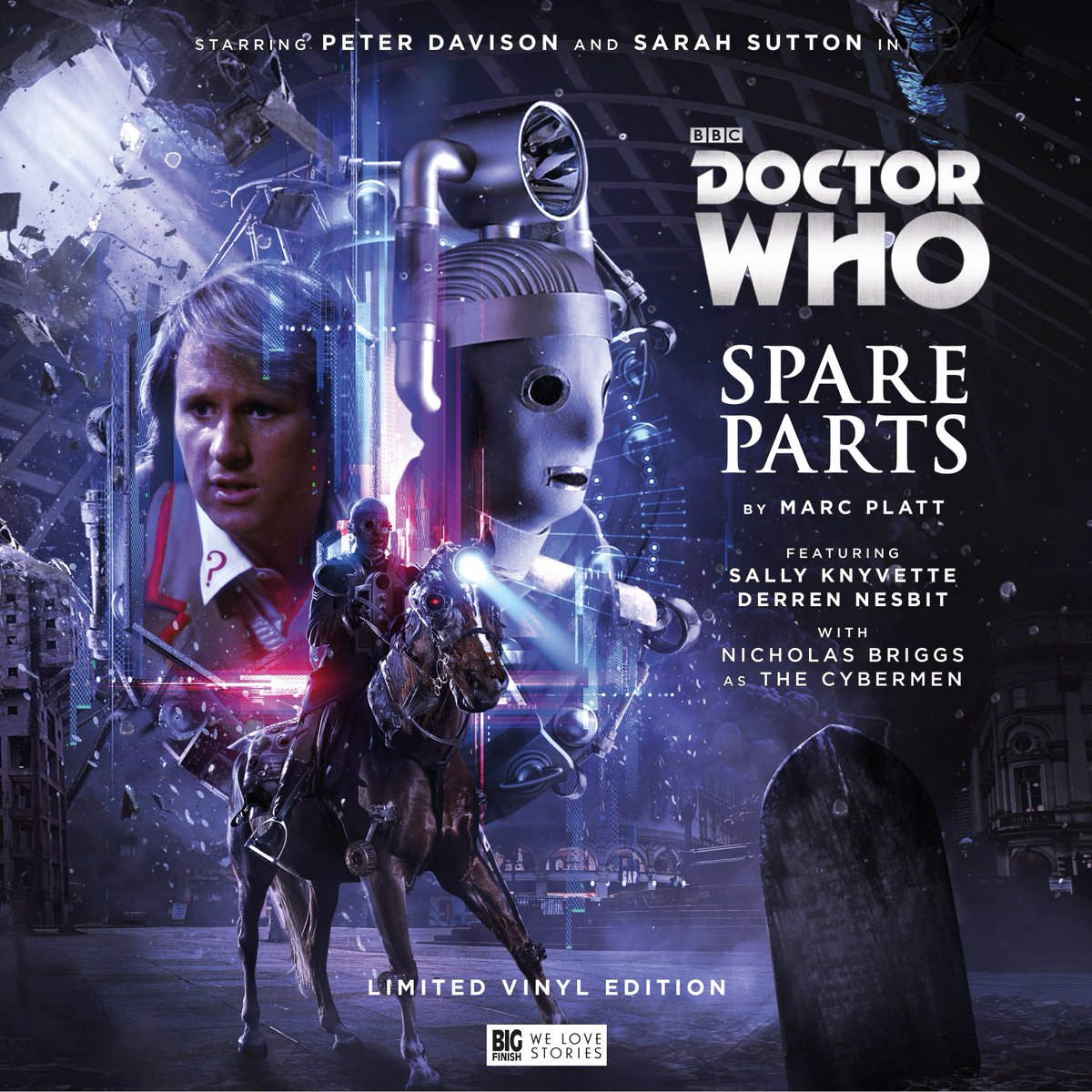 The Continuing Adventures of the Mondasian Cybermen