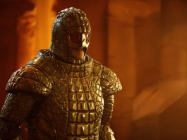 Doctor Who S10 Empress of Mars (No. 9) Friday (RICHARD ASHTON) - (C) BBC/BBC Worldwide - Photographer: Simon Ridgway
