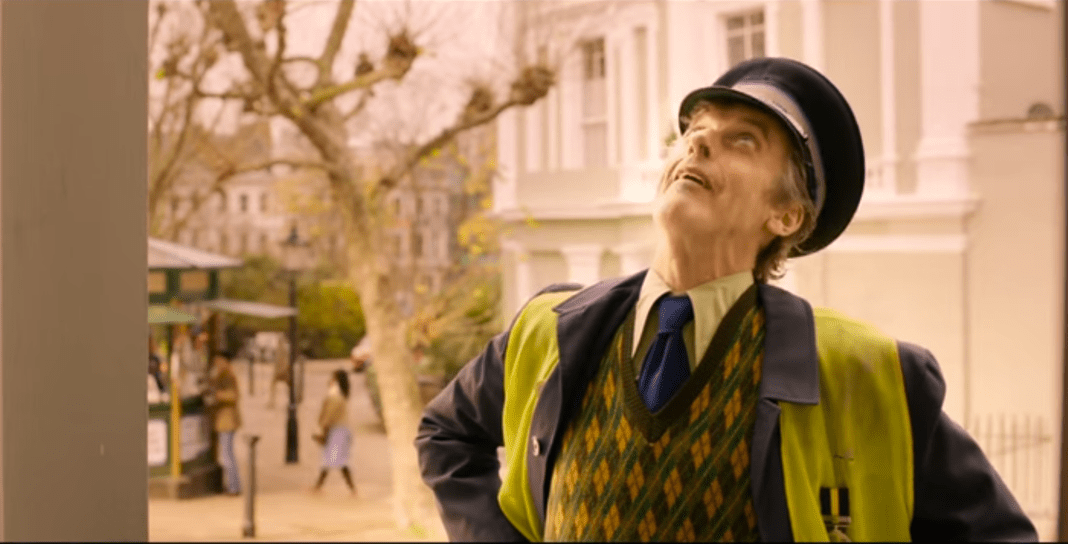 Peter Capaldi as Mr Curry Paddington 2 - (c) Studio Canal