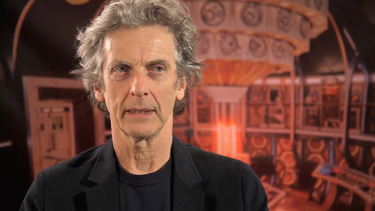 BBC reveals star salaries including Doctor Who Peter Capaldi
