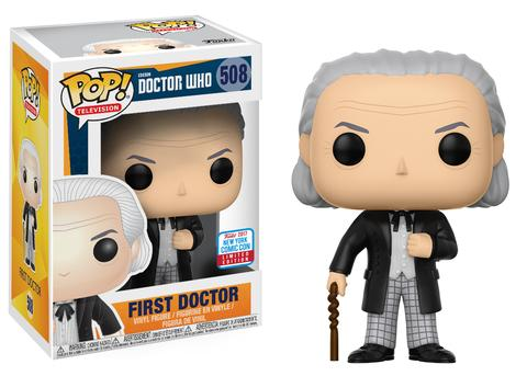 First Doctor Funko Pop! NYCC Exclusive