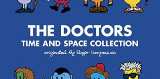 Mr Men The Doctors: Time and Space Collection