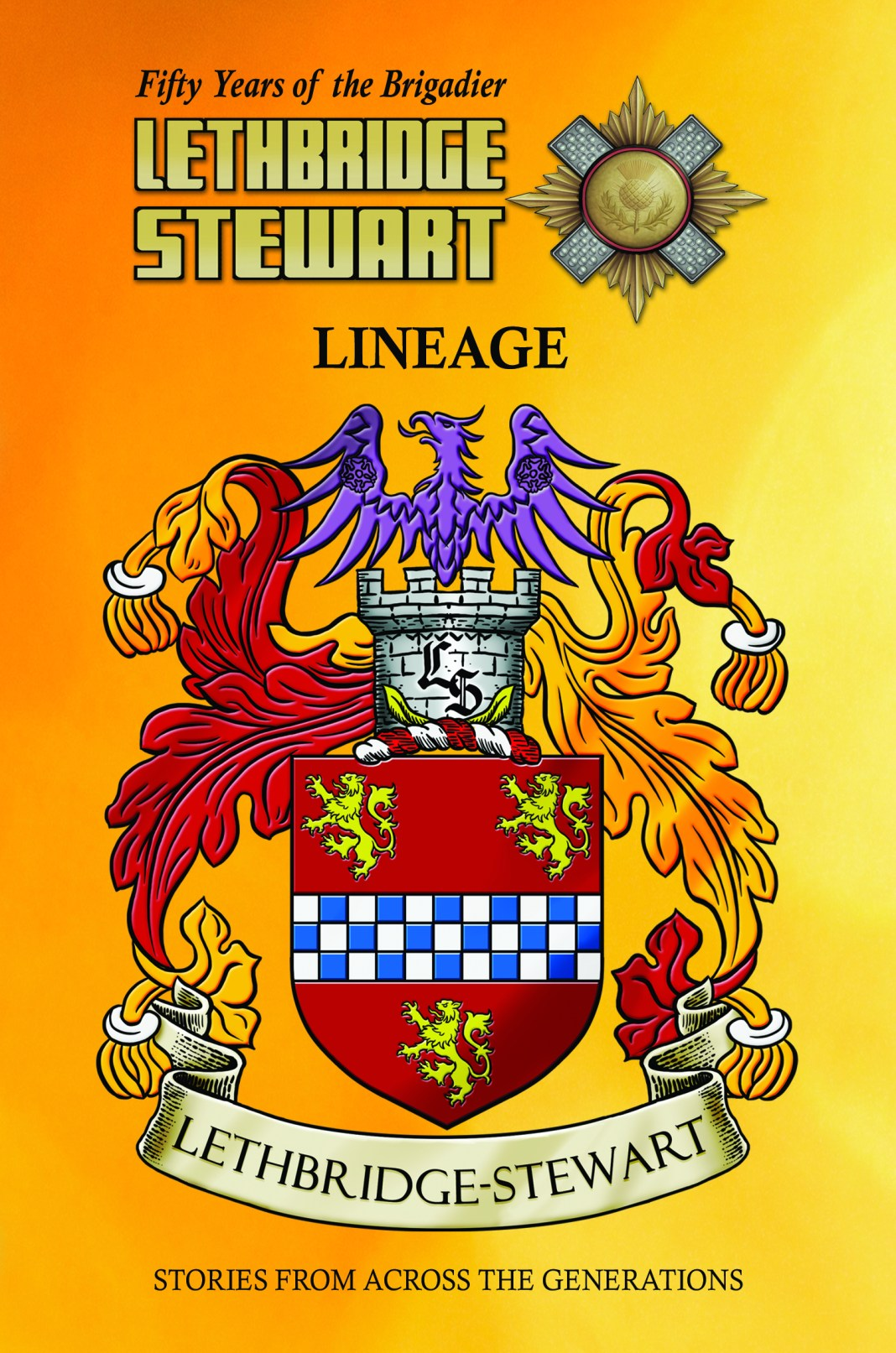 Lethbridge-Stewart: Lineage from Candy Jar Books