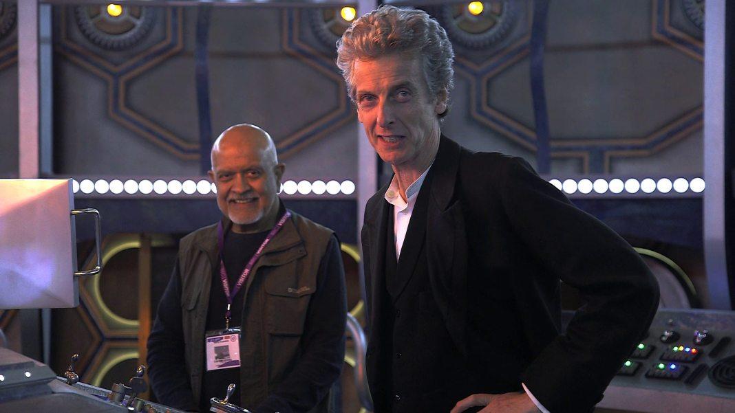 Waris Hussein revisits the TARDIS