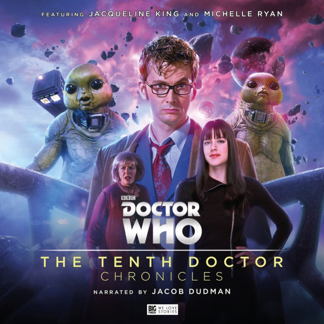 BIG FINISH - THE TENTH DOCTOR CHRONICLES