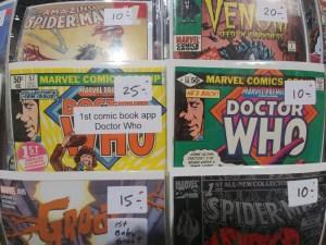 Classic Doctor Who Comics