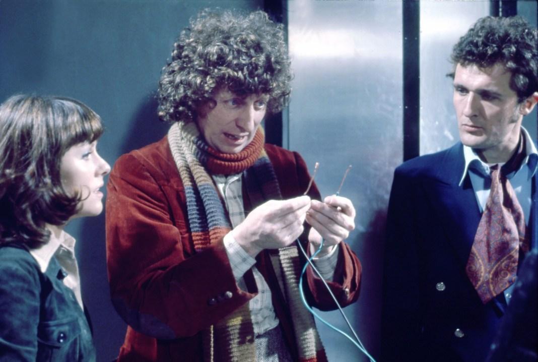 Genesis of the Daleks - (c) BBC